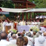 Szabolcsi Zsinat 925. évfordulós ünnepi mise