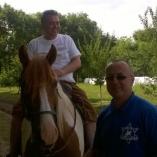 Gyermeknap a lovasfarmon